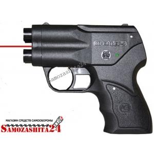 Аэрозольный пистолет (устройство) Премьер 4 с ЛЦУ